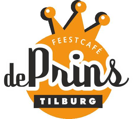 Feestcafé De Prins Tilburg Logo